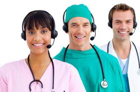ClicFone Télé-secrétariat médical